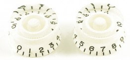 WD KW110 Speed Knob Set, White