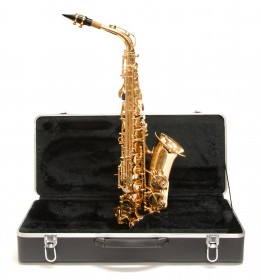 Windsor LASOD Deluxe Alto Saxophone Package