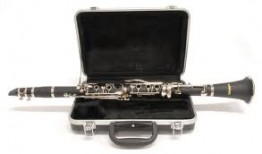 Windsor LCO Clarinet with Case, Matte Finish