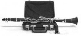 Windor LCOD Clarinet With Woodgrain Finish