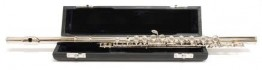 Windsor LFO Nickel Plated Flute