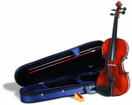 Maestro MVK431 3/4 Size Violin with Case