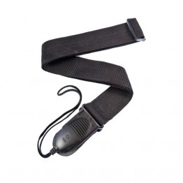 Planet Waves PWSPA200 Acoustic Quick Release Guitar Strap, Black
