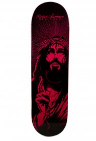 Reliance Skateboards Brian Sumner Pierced Skateboard Deck 8.25