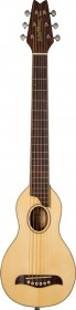 Washburn RO10SK-A-U Travel Guitar - Natural