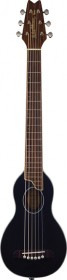 Washburn RO10B Travel Guitar - Black
