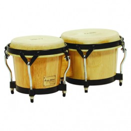 Tycoon Percussion STBBN Supremo Natural Bongos