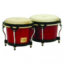 Tycoon Percussion STBBR Supremo Red Bongos
