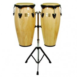 Tycoon Percussion Supremo Series Congas - Natural