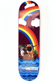Reliance Skateboards Brian Sumner Noah Skateboard Deck 8.0