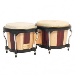 Tycoon Percussion Artist Retro Bongos