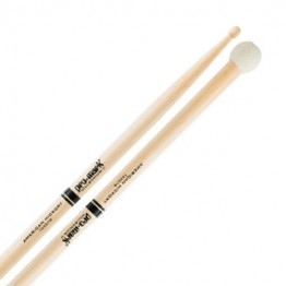 Promark TXSD7W Hickory SD7 Heavy Multi Percussion Stick, Wood Tip