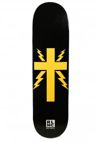 Reliance Skateboards Cross Skateboard Deck 8.0