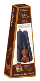 Palatino VN-KIT Violin PlayerPack
