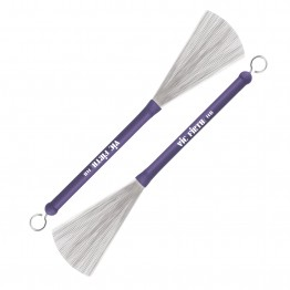 Vic Firth Heritage Brush Rubber Handle, HB