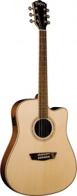 Washburn WCD18CE Comfort Series Acoustic Guitar