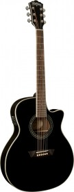 Washburn WCG18CEB Comfort Series Acoustic Guitar