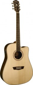 Washburn WD20SCE Tahoe Series Acoustic-Electric Guitar