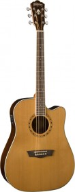 Washburn WD21SCE Tahoe Series Acoustic-Electric Guitar