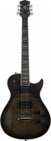 Washburn WINDLXFBB Idol WIN Series Electric Guitar - Flame Blackburst