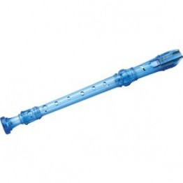 Windsor Plastic Recorder - Translucent Blue