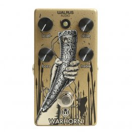 Walrus Audio Warhorn Mid-Range Overdrive Guitar Effects Pedal