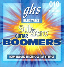 GHS CR-GBL Sub-Zero Guitar Boomers Light, 10-46