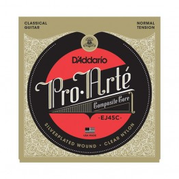 D'Addario EJ45C Pro-Arté Composite, Normal Tension