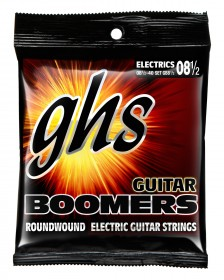 GHS GB8.5 Guitar Boomers Roundwound Ultra Light +, 8.5-40