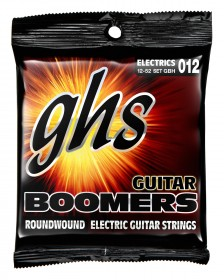 GHS GBH Guitar Boomers Roundwound Heavy, 12-52