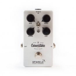 Cornerstone Music Gear Sparkle Dynamic Overdrive Effects Pedal