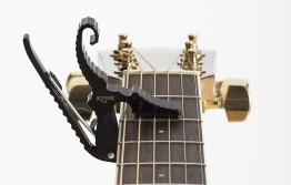 Kyser KG3BA Short-Cut Capo - Black