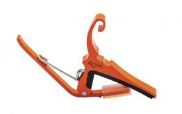 Kyser KG6OA Quick-Change Capo - Orange Blaze