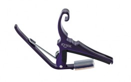 Kyser KG6PA Quick-Change Capo - Deep Purple