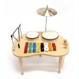 Little Legends LMCPS100 Child's Percussion Desk Set - Bell Kit
