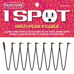 Truetone MC8 1 SPOT Multi Plug 8 Cable