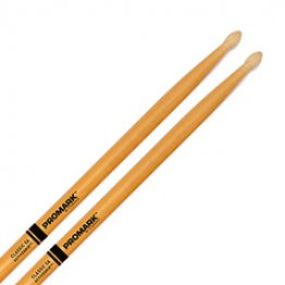 Promark TX5AW-AGC Classic 5A ActiveGrip Clear Drumsticks