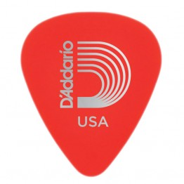 D'Addario 1DRD1-10 Duralin Guitar Picks, Super Light, 10 pack