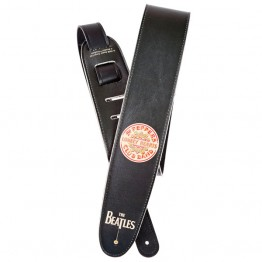 D'Addario 25LB05 Beatles Guitar Strap, Sgt. Pepper's