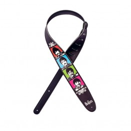 Sgt. Pepper's Lonely Hearts Club Band 50th Anniversary Guitar Strap
