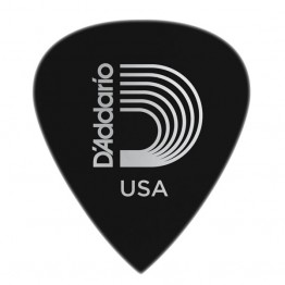 D'Addario 6DBK7-10 Duralin Precision Picks, Extra Heavy, 10 pk