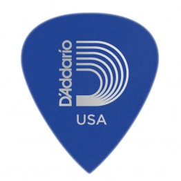D'Addario 6DBU5-10 Duralin Precision Picks, Medium/Heavy, 10 pk