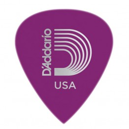 D'Addario 6DPR6-10 Duralin Precision Guitar Picks, Heavy, 10 pack