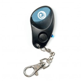 D'Addario PW-LED-01 Pick Holder Keychain with LED light