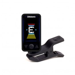 D'Addario PW-CT-17BK Eclipse Headstock Tuner, Black