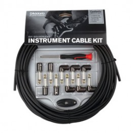 Planet Waves PW-GPKIT-50 DIY Solderless Instrument Cable Kit