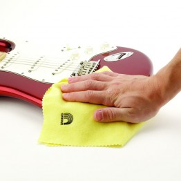 D'Addario PWPC2 Untreated Polish Cloth