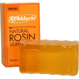 D'Addario VR200 Natural Rosin, Light