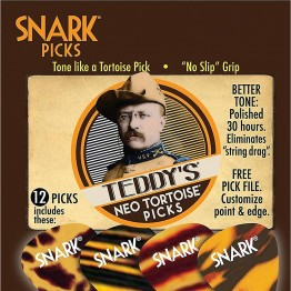 Snark 64NT Teddy's Neo Tortoise 12 Pack, .64 mm