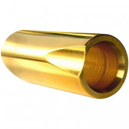 The Rock Slide TRS-LB Large Polished Brass